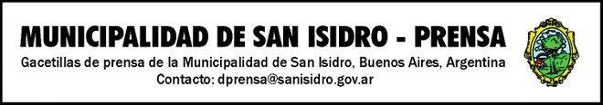 MUNICIPALIDAD DE SAN ISIDRO - PRENSA
