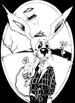 Conejo Alicia 1