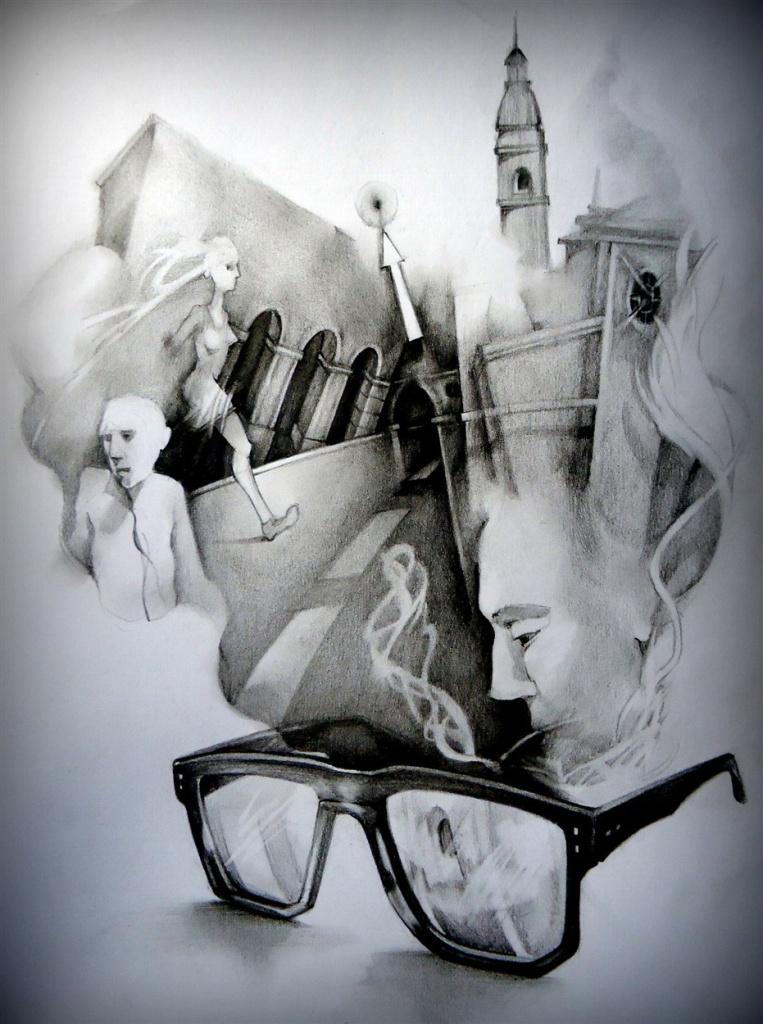 traditional technique blackandwhite blancoynegro paper papel ilustracion illustration dibujo drawing art arte