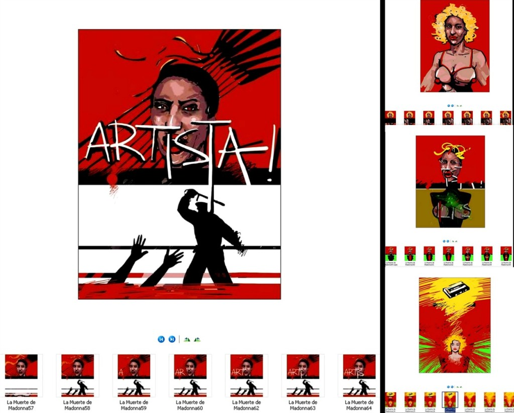 stopmotion videoart videoarte process proceso play obradeteatro art arte illustration ilustracion