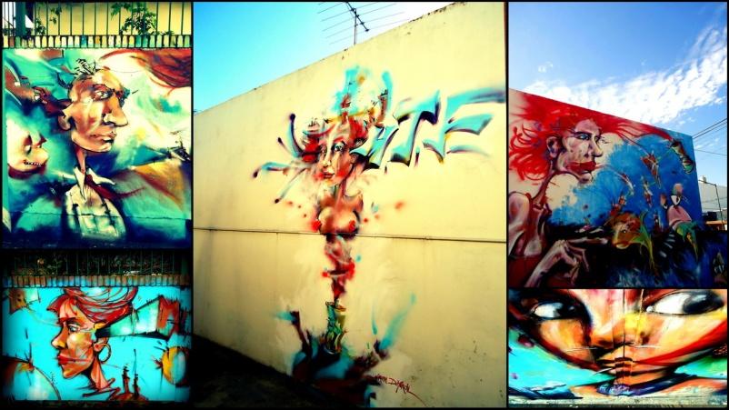 mural muralpainting painting wall wallpainting streetart urban urbanart street calle artecallejero muralismo aroundtheworld