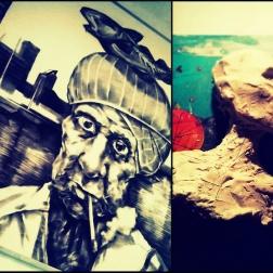artstudio studio gallery artgallery galeriadearte atelier taller tallerdearte