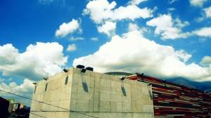 petare hood barrio venezuela clouds sky cielo nubes building edificio