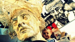 artstudio galeriadearte artgallery gallery galeria sculpture escultura muñeco doll drawing dibujo