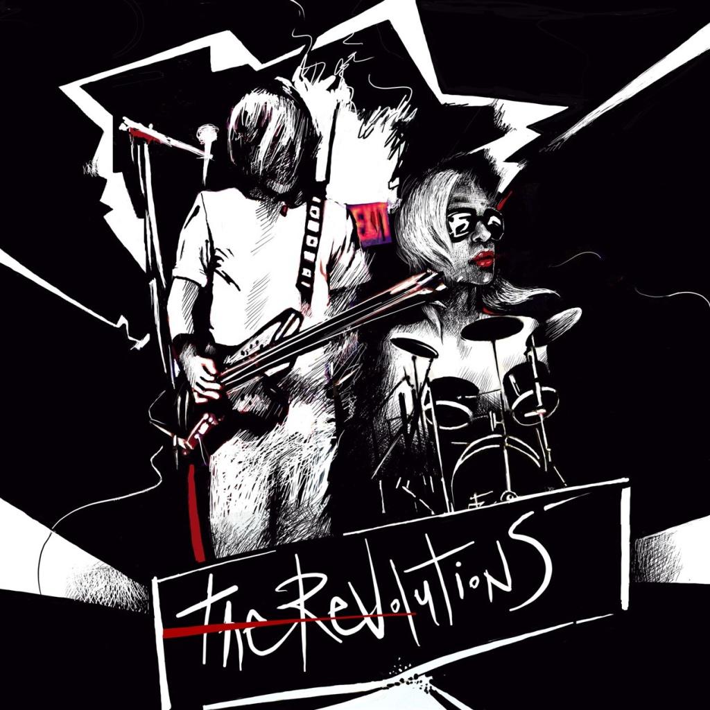 digital illsutration ilustracion dibujo draw drawing blackandwhite blancoynegro red rojo musicos musica musician artcover cover