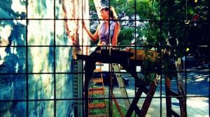 mural muralpainting wall wallpainting street streetart urban urbanart streetphotography thestreetisourgallery art arte artist artista woman mujer
