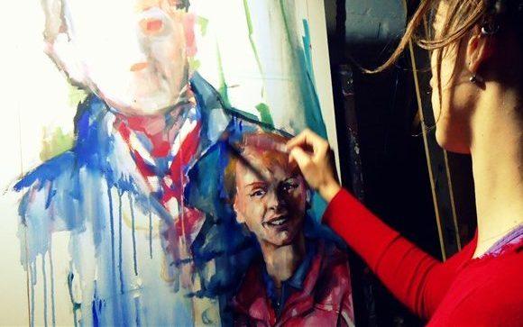 portrait comission